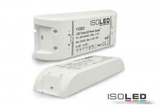LED Trafo Ultraslim 0-75...